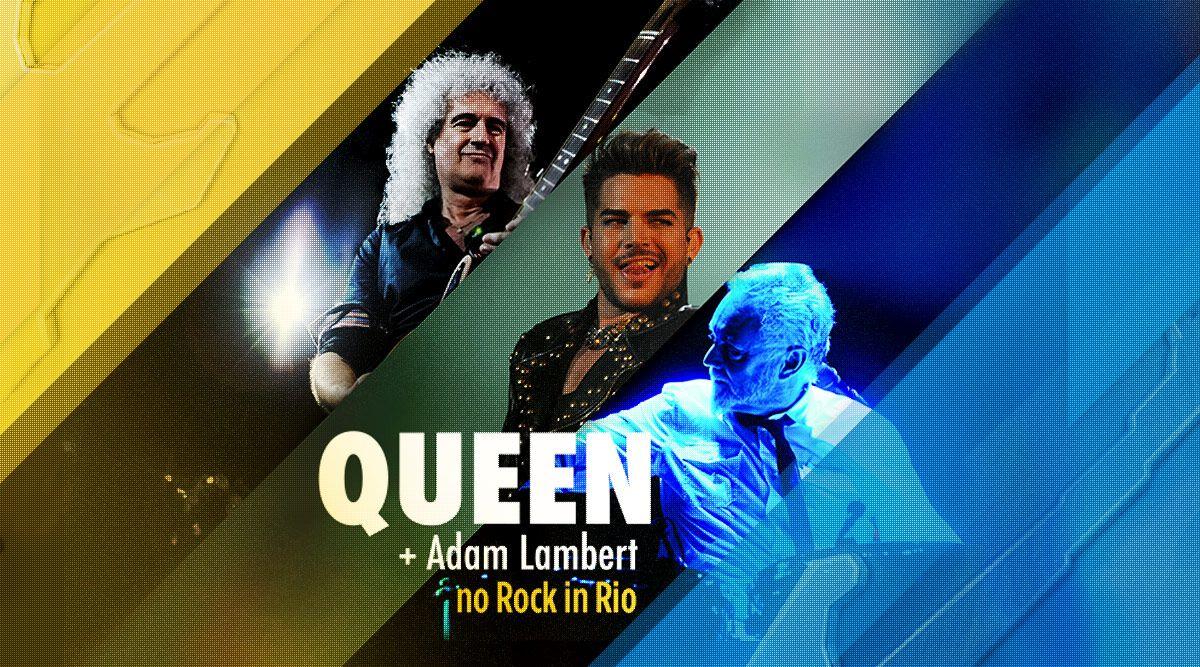 Que o Queen fez história no Rock in Rio não é novidade para ninguém: headliner desde a primeira edição do festival, em 1985, o grupo britânico fez dois shows inesquecíveis na Cidade do Rock.  Agora, nos 30 anos do festival, o guitarrist [...]