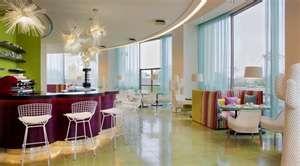 Hotel Missoni Kuwait - Choco Cafe