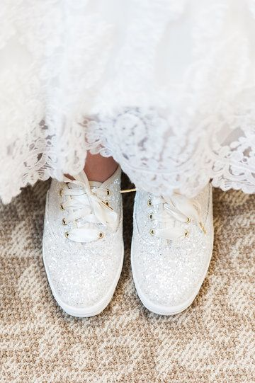 Caitlen Jaryd Wedding Sneakers Sparkly Wedding Shoes Wedding Shoes