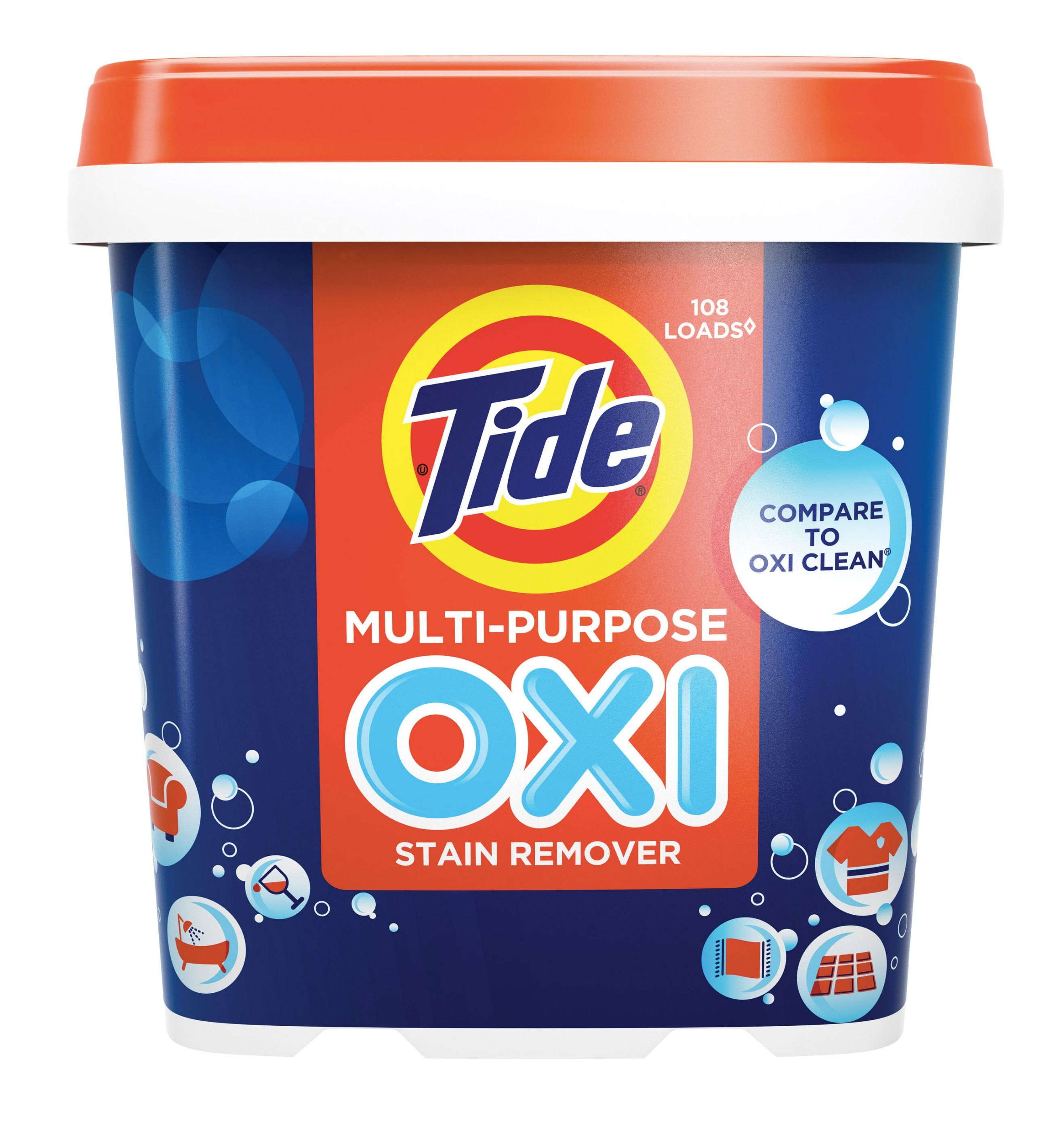 Tide Oxi Multi Purpose Stain Remover Stain Remover Cleaning Stain