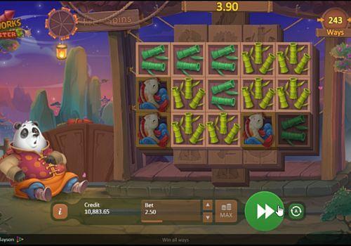 Руб fireworks master мастер фейерверков игровой автомат