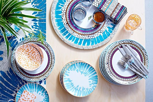 colorful, tableware, tabletop decoration, ikea, blue, decoration ideas.