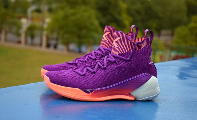 a8c47f7791ca This anta men s shoes is Anta 2018-2019 KT4 Klay Thompson signature  basketball shoes