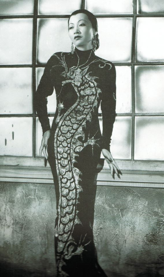Anna May Wong as the Dragon Lady. Photographed by Ray ...