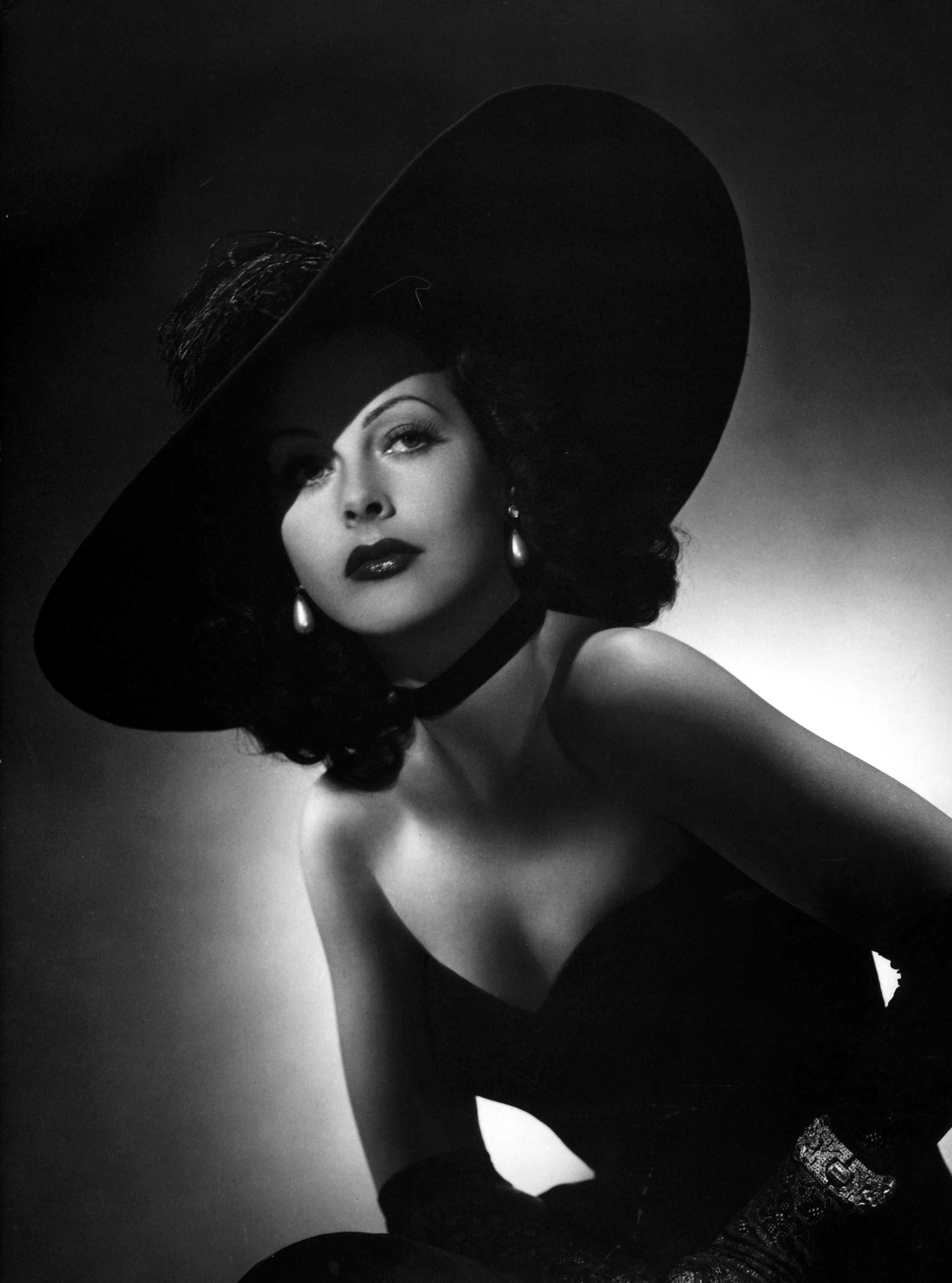 Hedy Lamarr Hollywood Glamour Old Hollywood Glamour Movie Stars