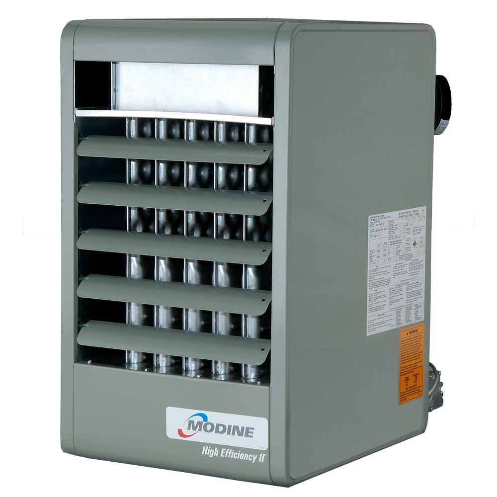 Modine Pdp 200 000 Btu Natural Gas Vertical Power Vented Unit