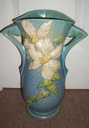 Roseville Pottery Identification And Price Guide Pinterest