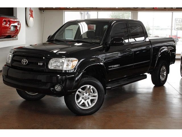 1st gen black toyota tundra double crew cab with running boards rh pinterest com