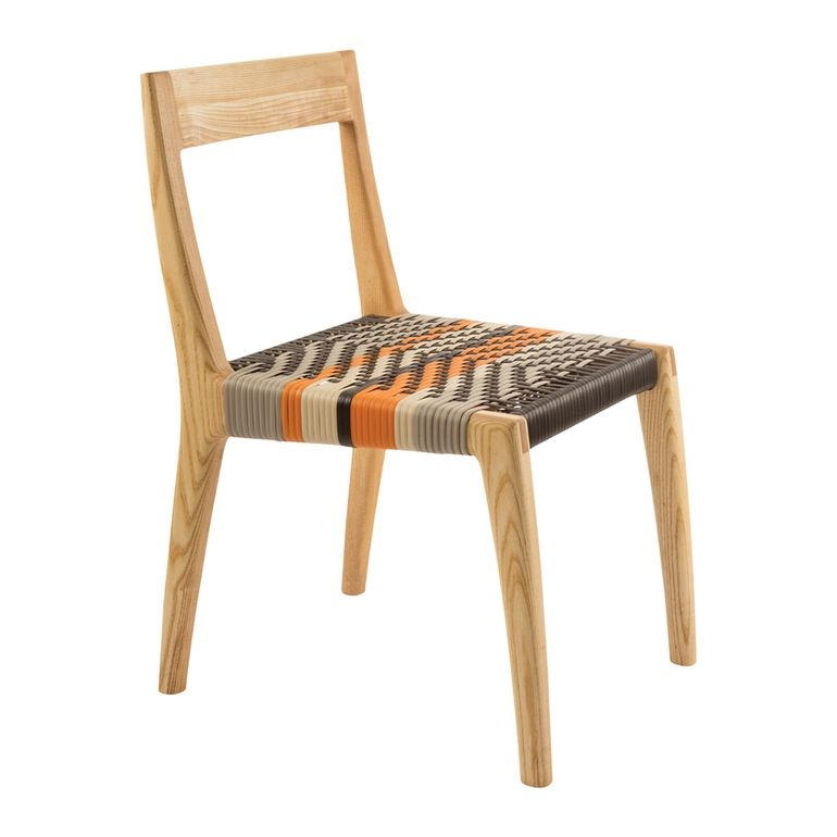 Twig Dining Chair Contemporary Midcentury Modern Organic