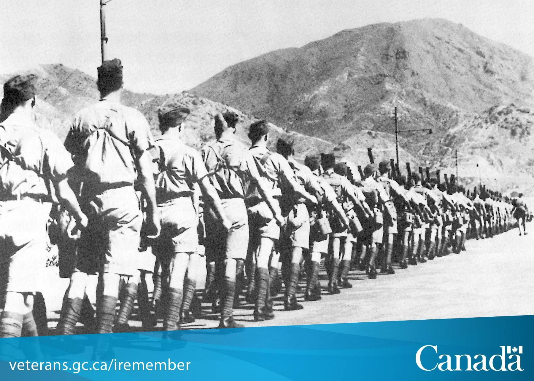 This Year Marks The 72nd Anniversary Of The Battle Of Hong Kong World War Ii 1975 Canadians From Units That Included The Winnipeg Grena Rs And The