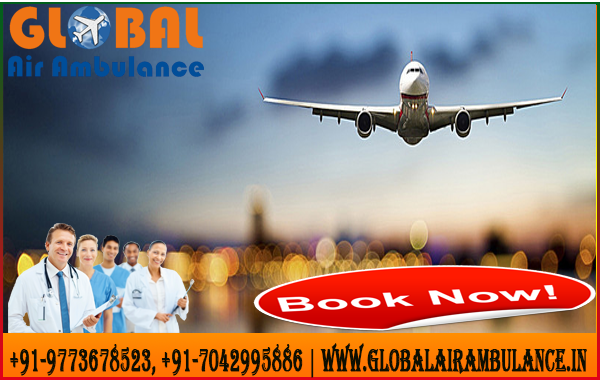 Global Air Ambulance CAT3C support in Bangalore with