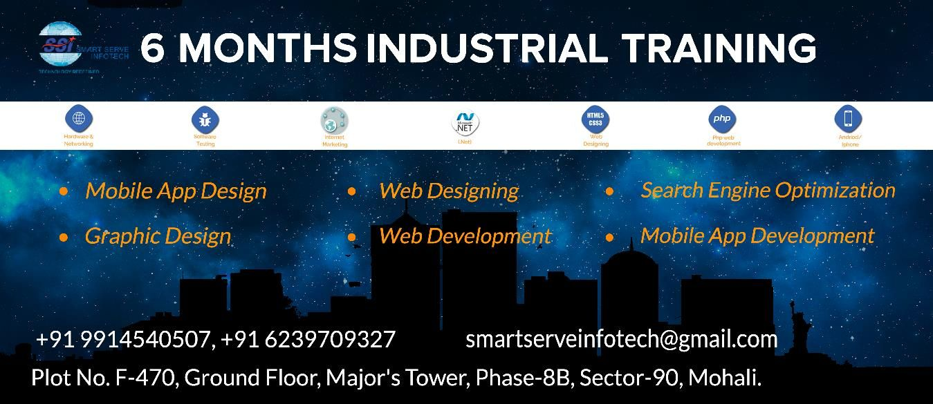 We are Smart Serve Infotech going to start new batches of