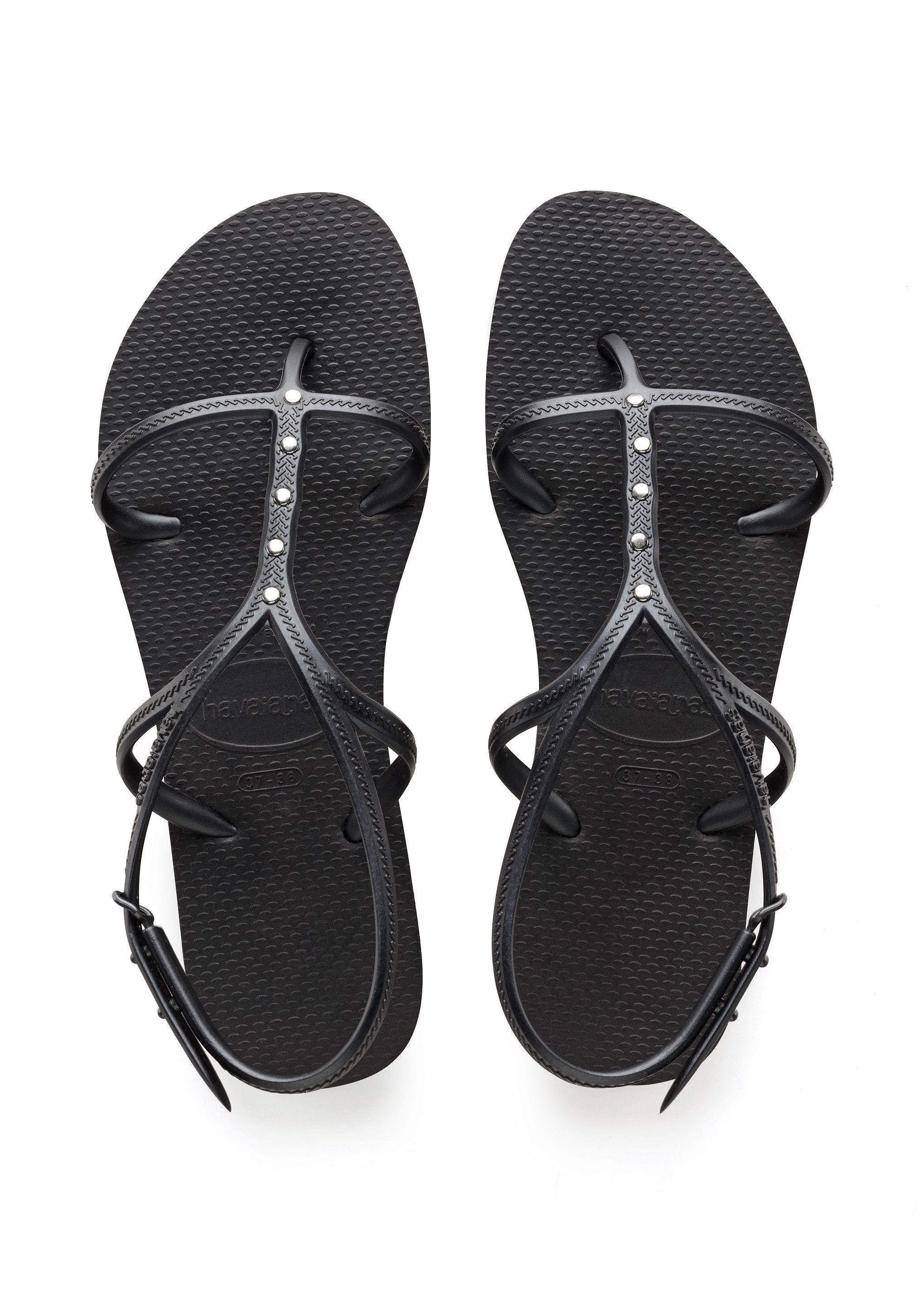 1abb457f6423 Havaianas Allure Maxi Sandal Black Price From  ₩40