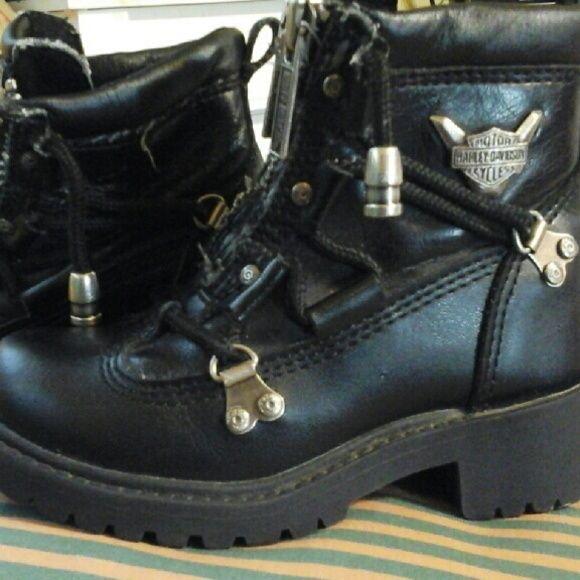 Kids Harley Davidson boots   Harley
