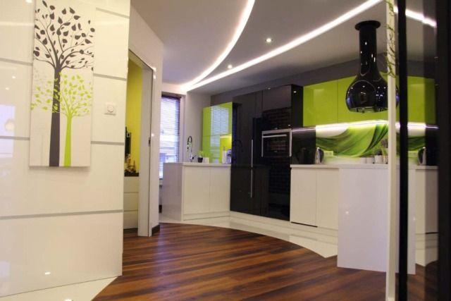 Kuchnia Otwarta Na Salon 6 Nowoczesnych Aranzacji Nowoczesne Kuchnie Projekty Forum Meble Kuchenne Kuchnie Na Zamowienie Home Appliances Home Design
