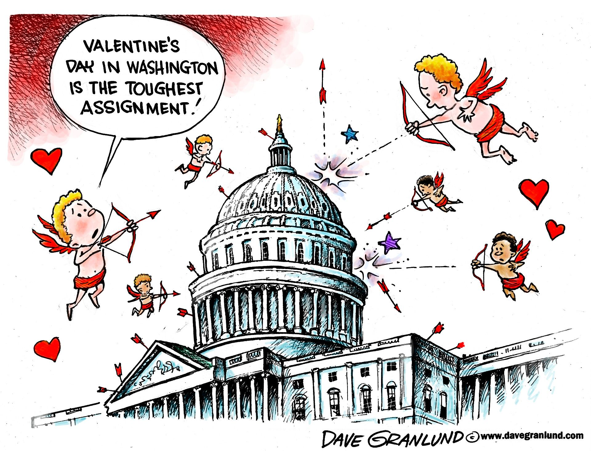 dave granlund on valentine u0027s day on capitol hill editorial