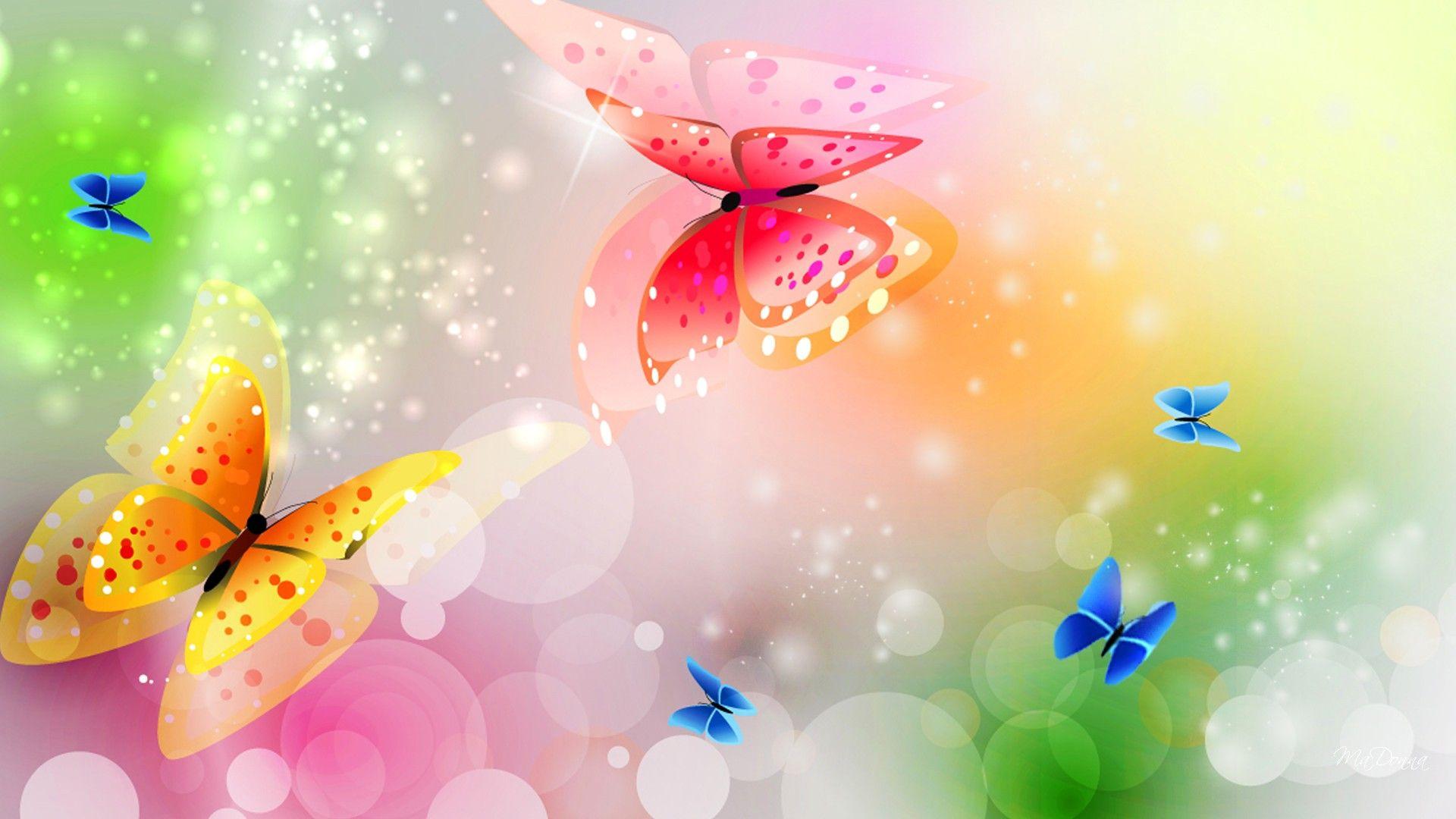 butterfly heaven wallpaper - photo #24
