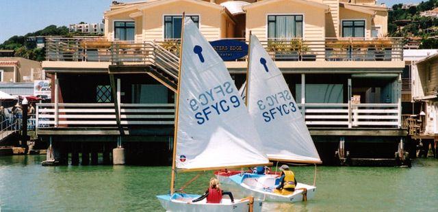 Waters Edge Hotel 25 Main St Tiburon Ca Usa California