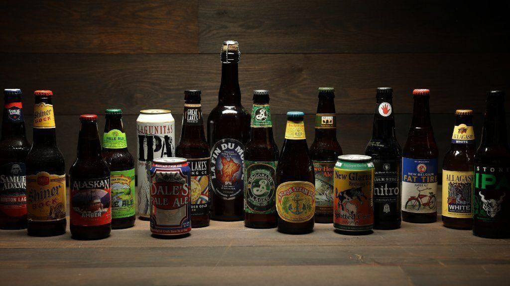 Tasting 16 craft beer classics: Looking back on the brands that started a movement, but got left behind - #brands #classics #craft #looking #movement #started #tasting