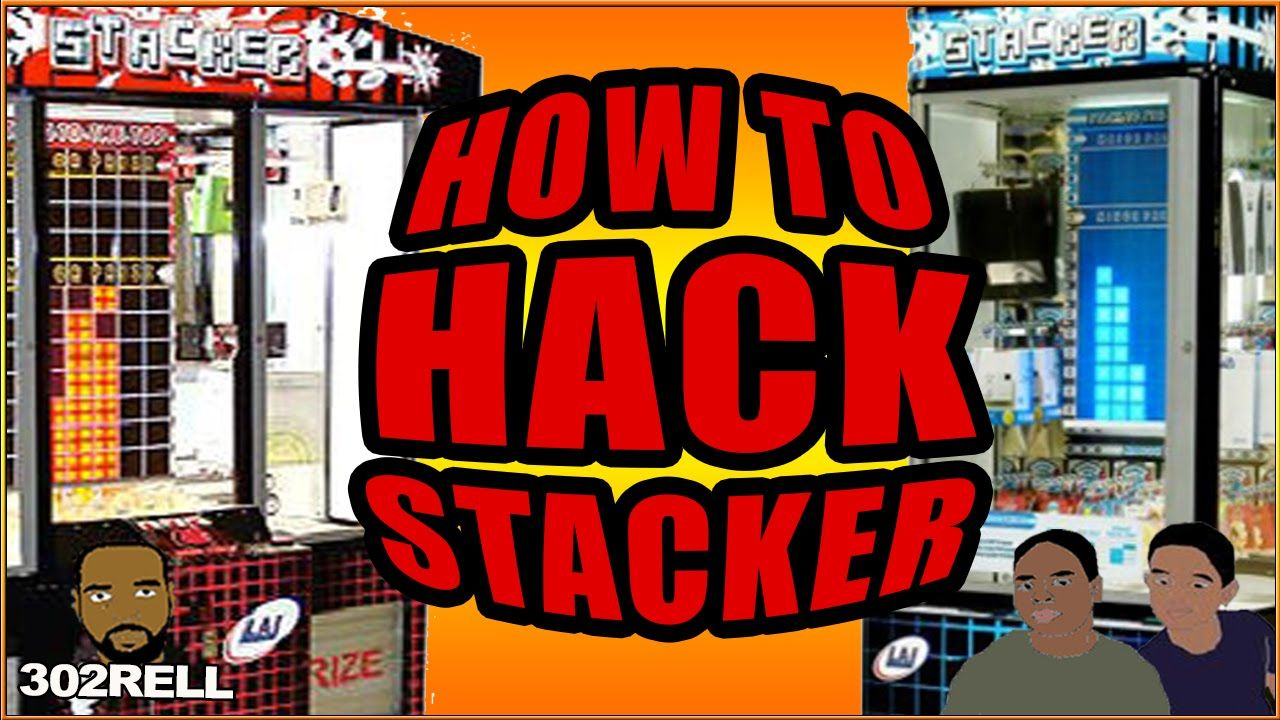 HOW TO HACK STACKER ARCADE GAME STEP BY STEP INSTRUCTIONS ...