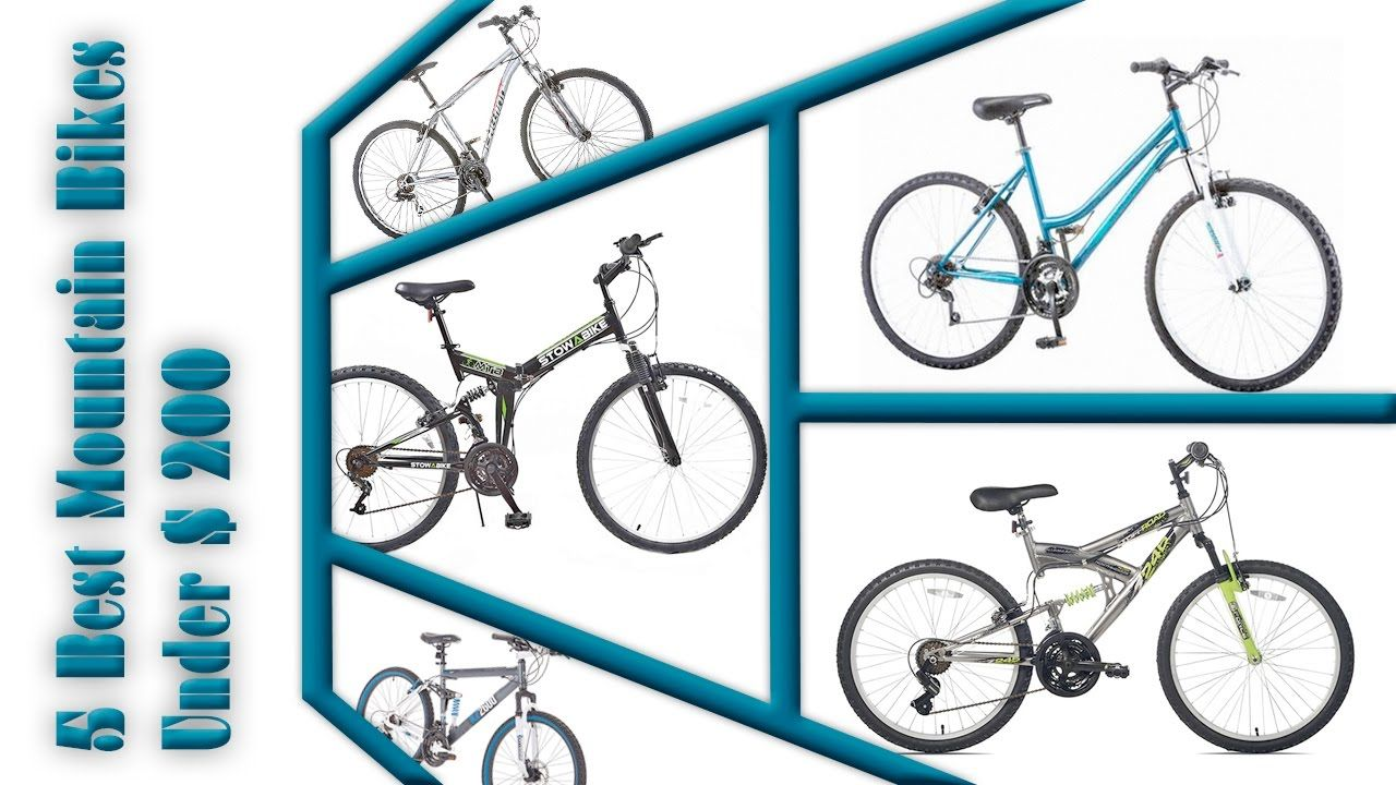 5 Best Mountain Bikes Under 200 Dollar Best Cheap Mountain Bike