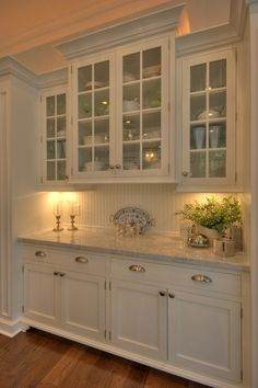 Image Result For Old Fashioned Built In Kitchen Sideboard