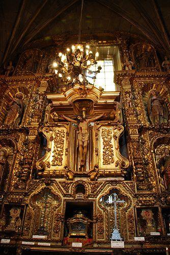 Interior de la Catedral de la Ciudad de México