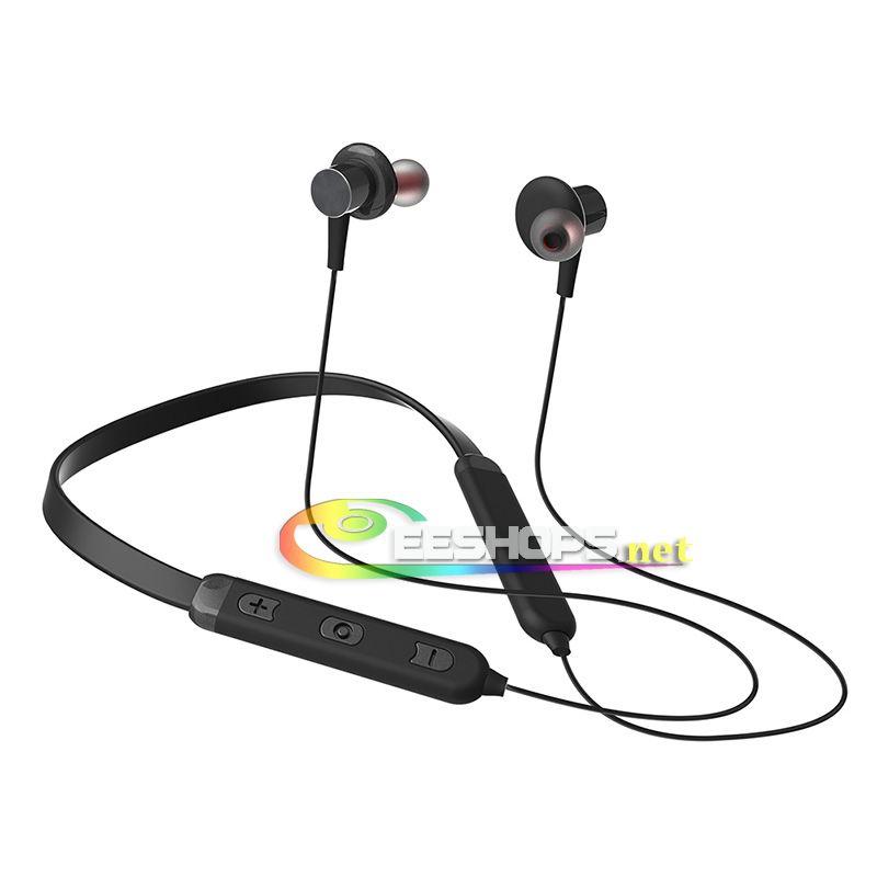 Neckband Bluetooth Headphones Wireless Earphone In Ear Earbuds With Mic For Apple Iphone 7 8 Plus Samsung Lg An Earbuds Bluetooth Headphones Wireless Earphones