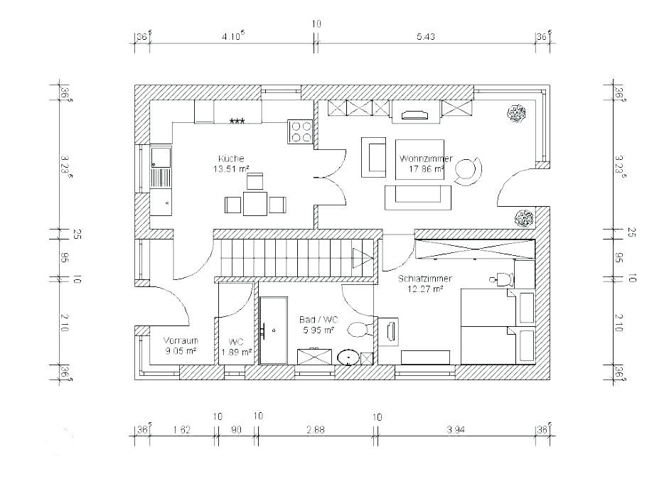 Architektur Haus Zeichnen Grundriss Zeichnen Architektur