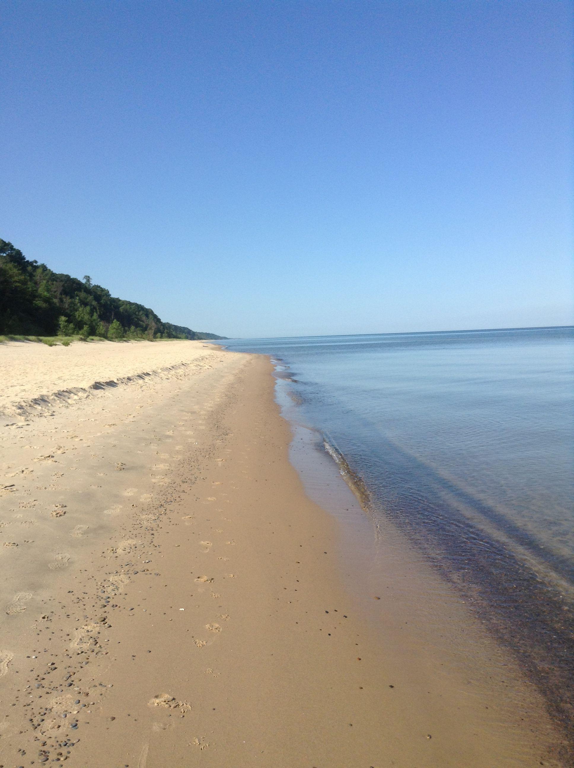 Coloma Mi Hagar S Beach
