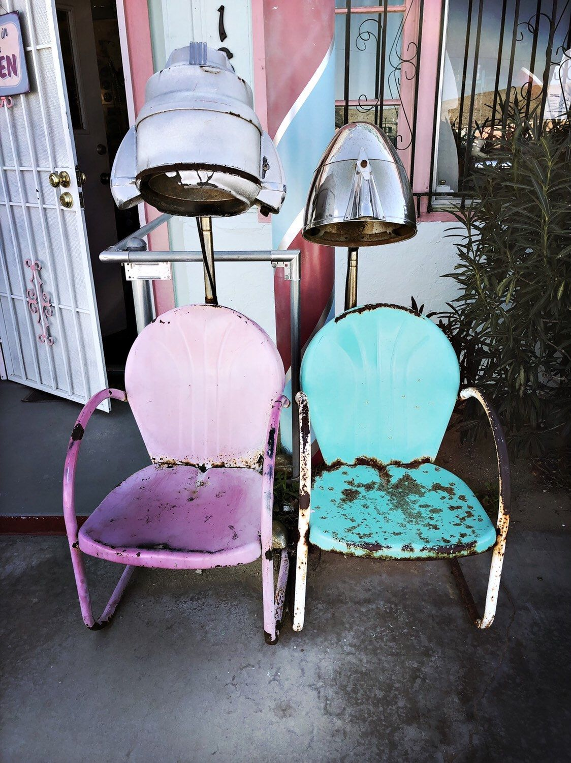 Pin by Taylor Pressley on home Turquoise chair, Vintage