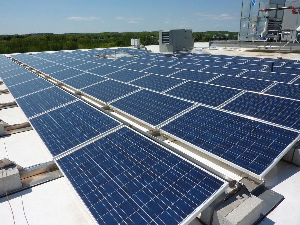 One Sun Solar Cell