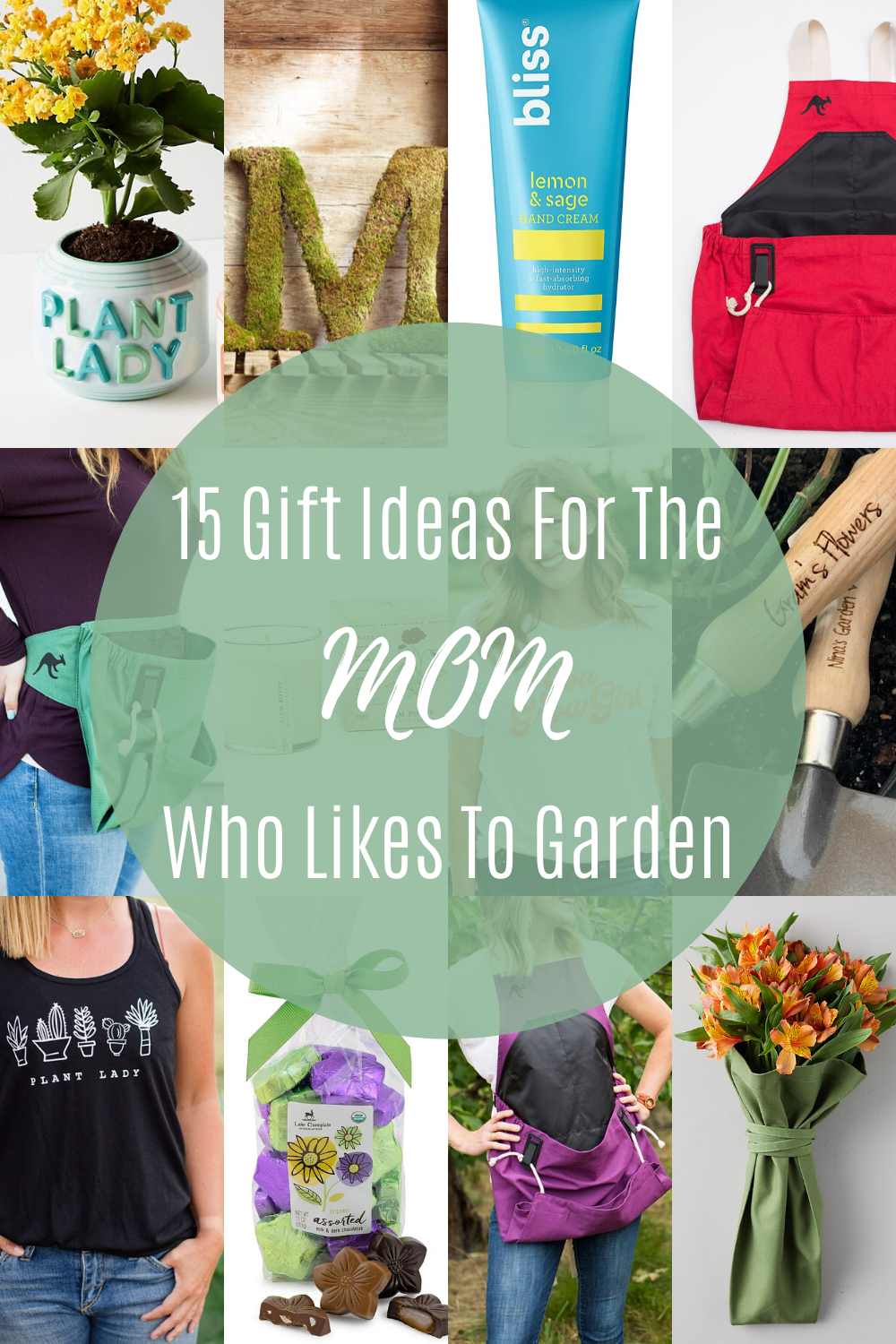 15 Gift Ideas For The Mom Who Likes To Garden Roo Apron In 2020 Gifts Garden Gifts 15 Gifts