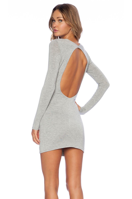 De lacy jordan dress in heather grey for her pinterest