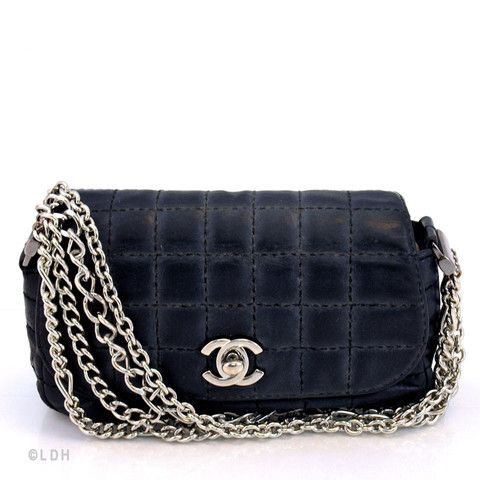 Chanel Lambskin Mini Flap Authentic Pre Owned Authenticity Code 8797985 This Bag Is Ideal For A Casual Yet