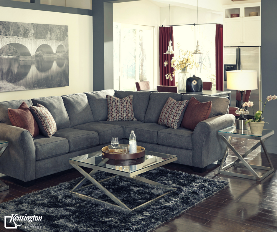 Sectional Living: 4 Ways to Accessorize your Sectional – Kensington ...