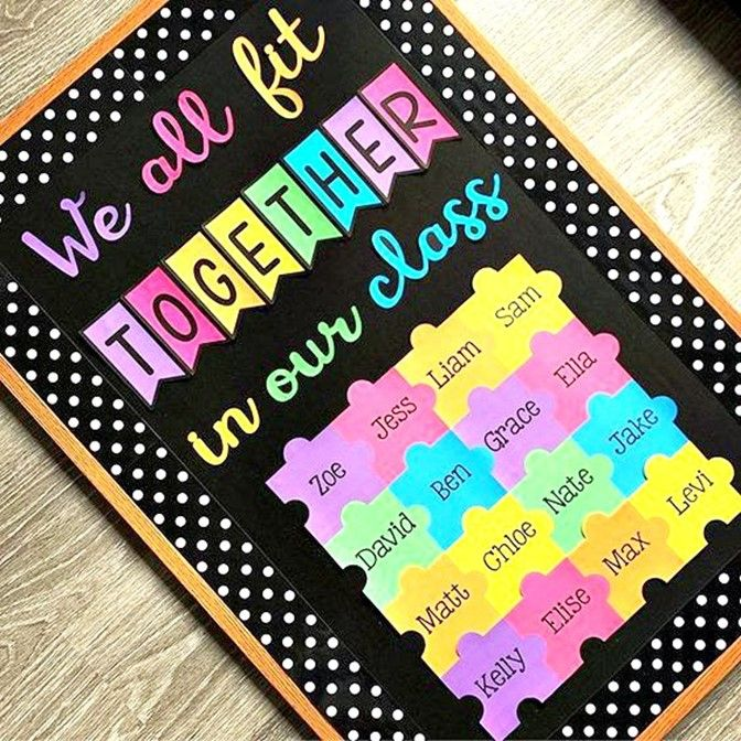 15 Back to School Bulletin Board Ideas You Will Love! #backtoschool