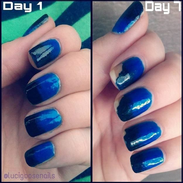 Chipped Nails Shellac Nail Designs 10 Things You Need To Know