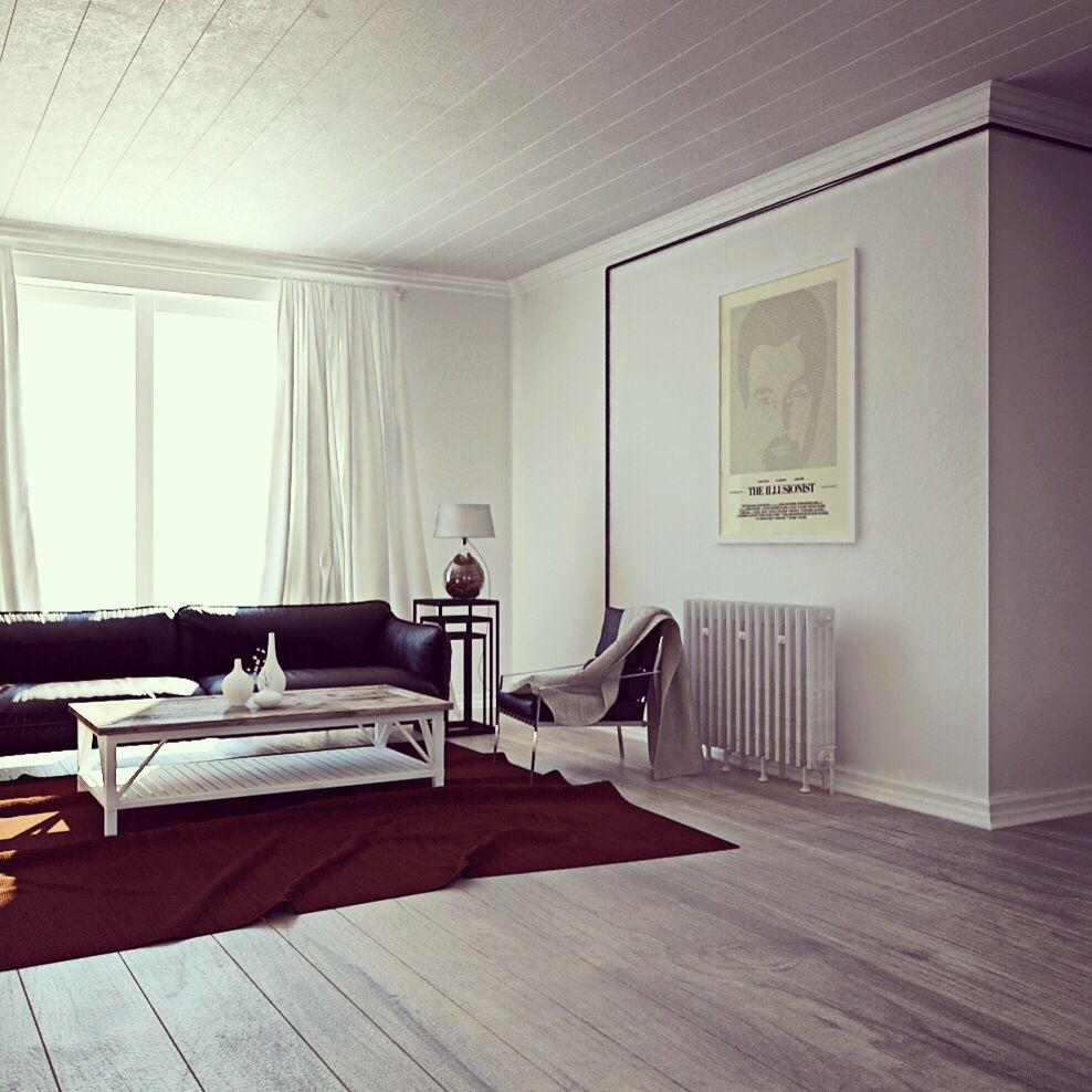 Retro home design