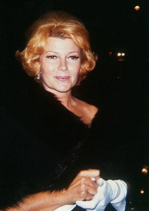 Rita Hayworth 1965 Retro Vintage In 2019 Rita Hayworth