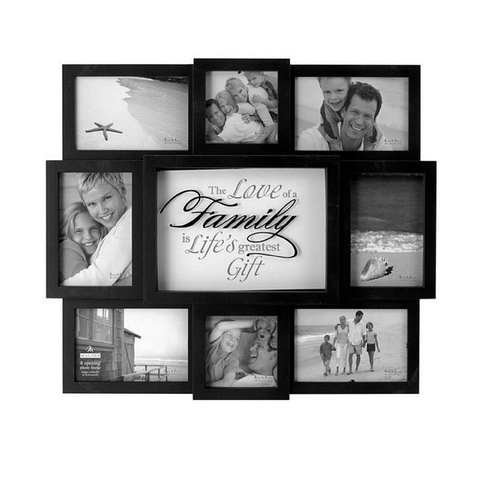 Malden Love of a Family 8-Opening Collage Frame, Multicolor | Pinterest