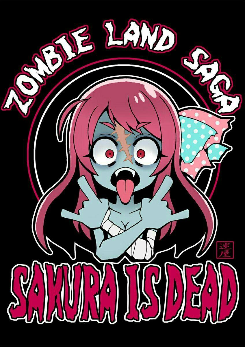 Zombieland saga Anime, Zombie land saga, Zombieland