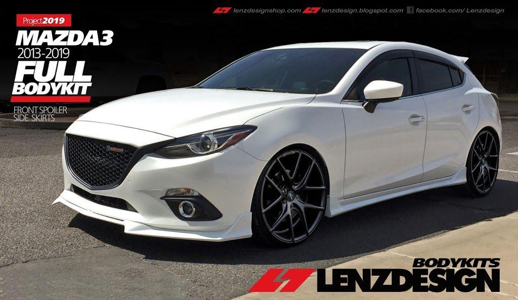 Mazda 3 BM Hatchback Lenzdesign Bodykit 20132019 in 2020