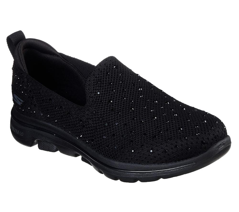 Gowalk 5 Limelight Shoe Technology Slip On Shoes Skechers