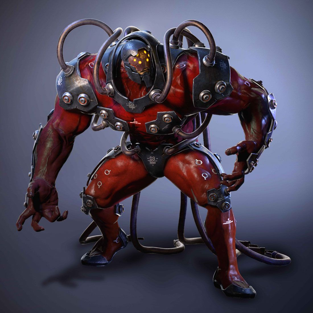 Gigas Character Artwork From Tekken 7 Fated Retribution Art Illustration Artwork Gaming Videogam Tekken 7 Street Fighter Characters Game Character Design