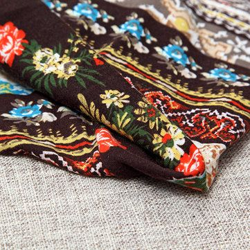 7f1488af High-quality Women Cotton Print Stripe Bonnet Hats Casual Outdoor Sun Cap  Multi-function Towel - NewChic Mobile.