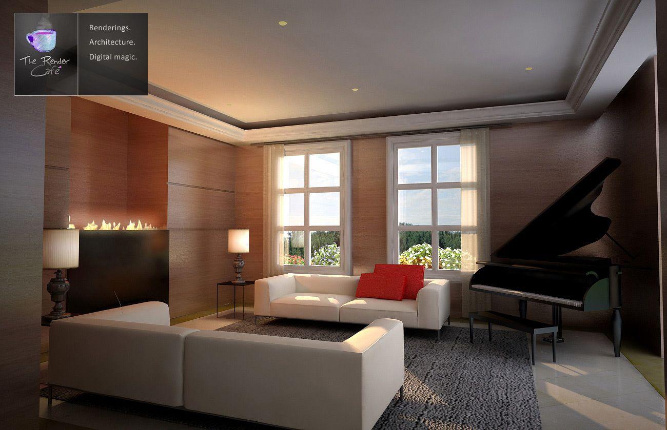 3d Architectural Renderings, Renderings, 3d renderings, by The Render Cafe
