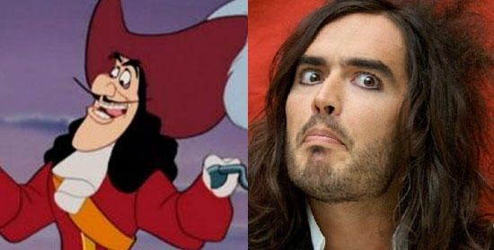 Cartoon Celeb Look Alike