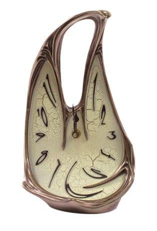 Art Nouveau Melting Clock 8395 Art Nouveau /& Art Deco.
