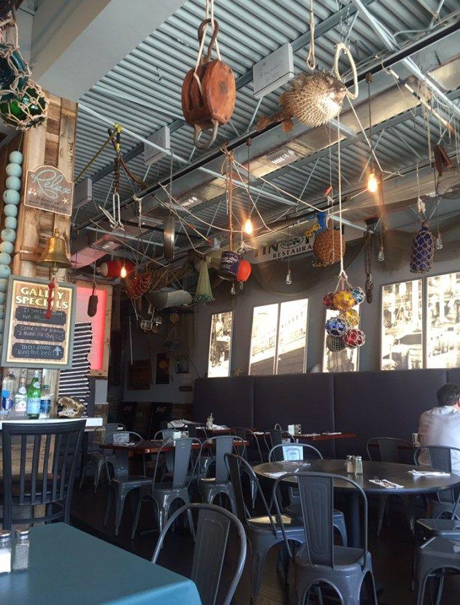 Tin Fish Restaurant In Sunrise Florida